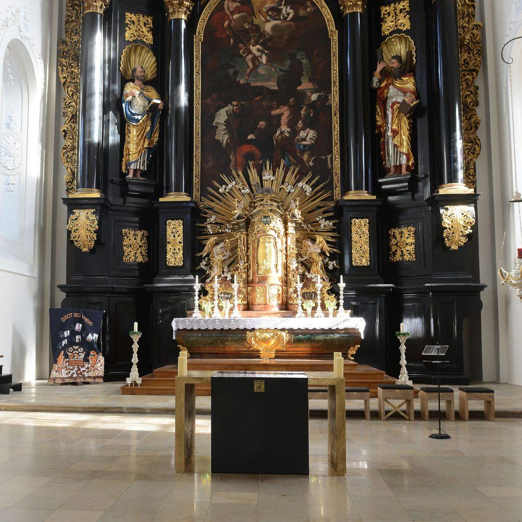 Stadtpfarrkirche St. Paul 2014