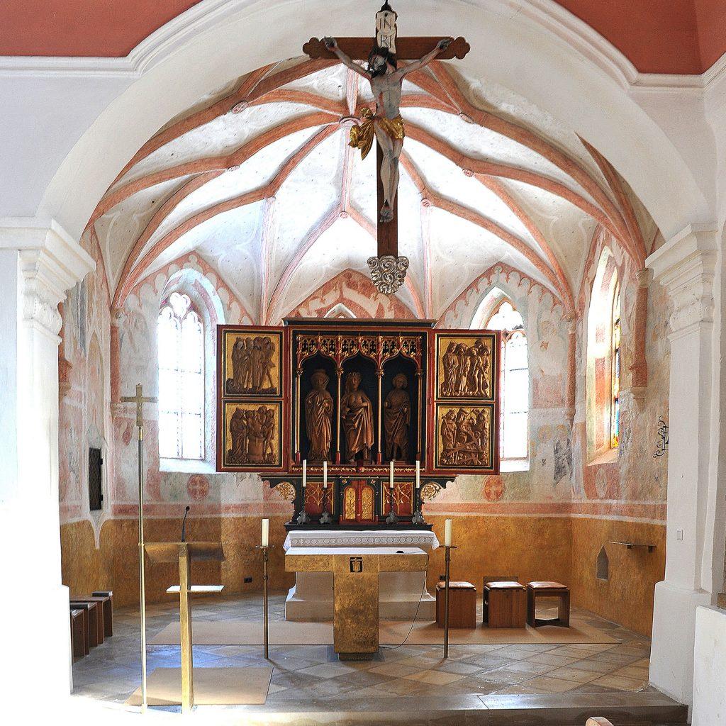 Kirche Hl. Kreuz 2006