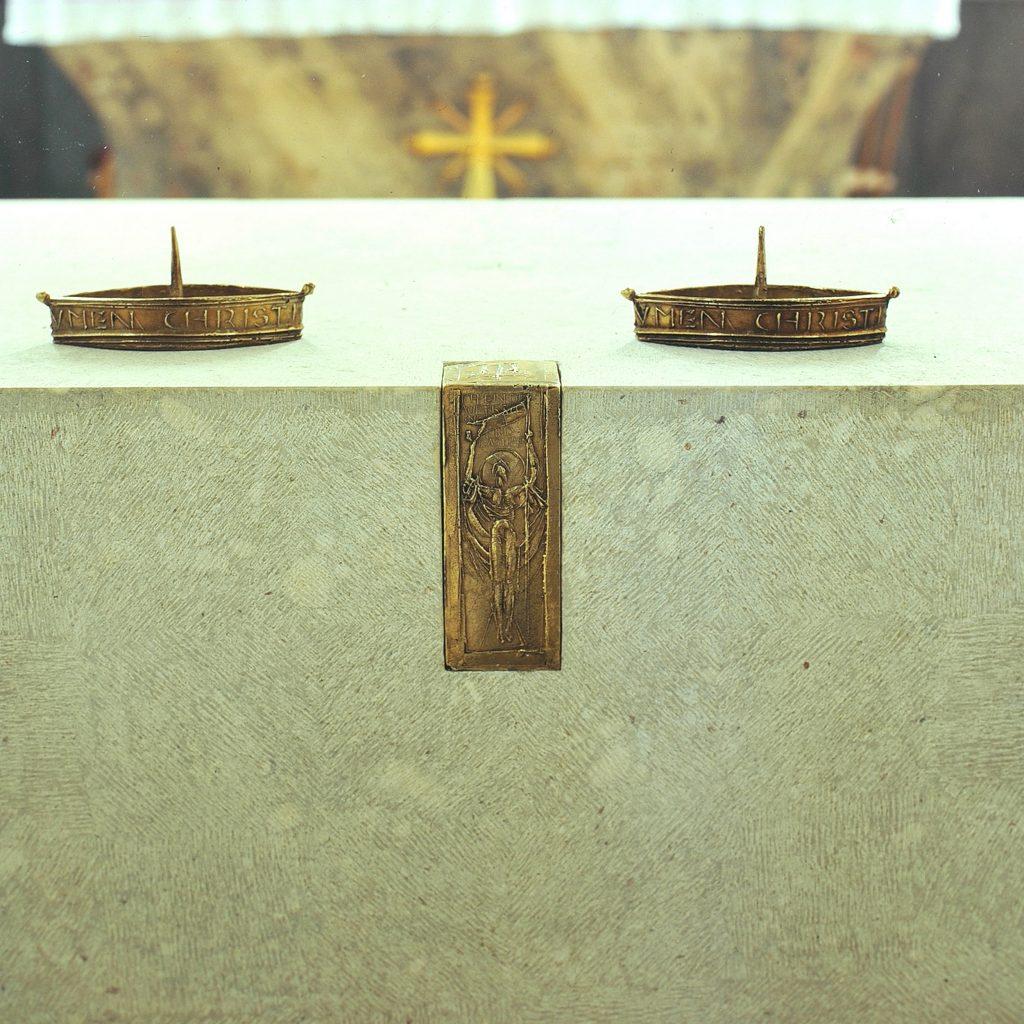 Kirche Maria Himmelfahrt 1992