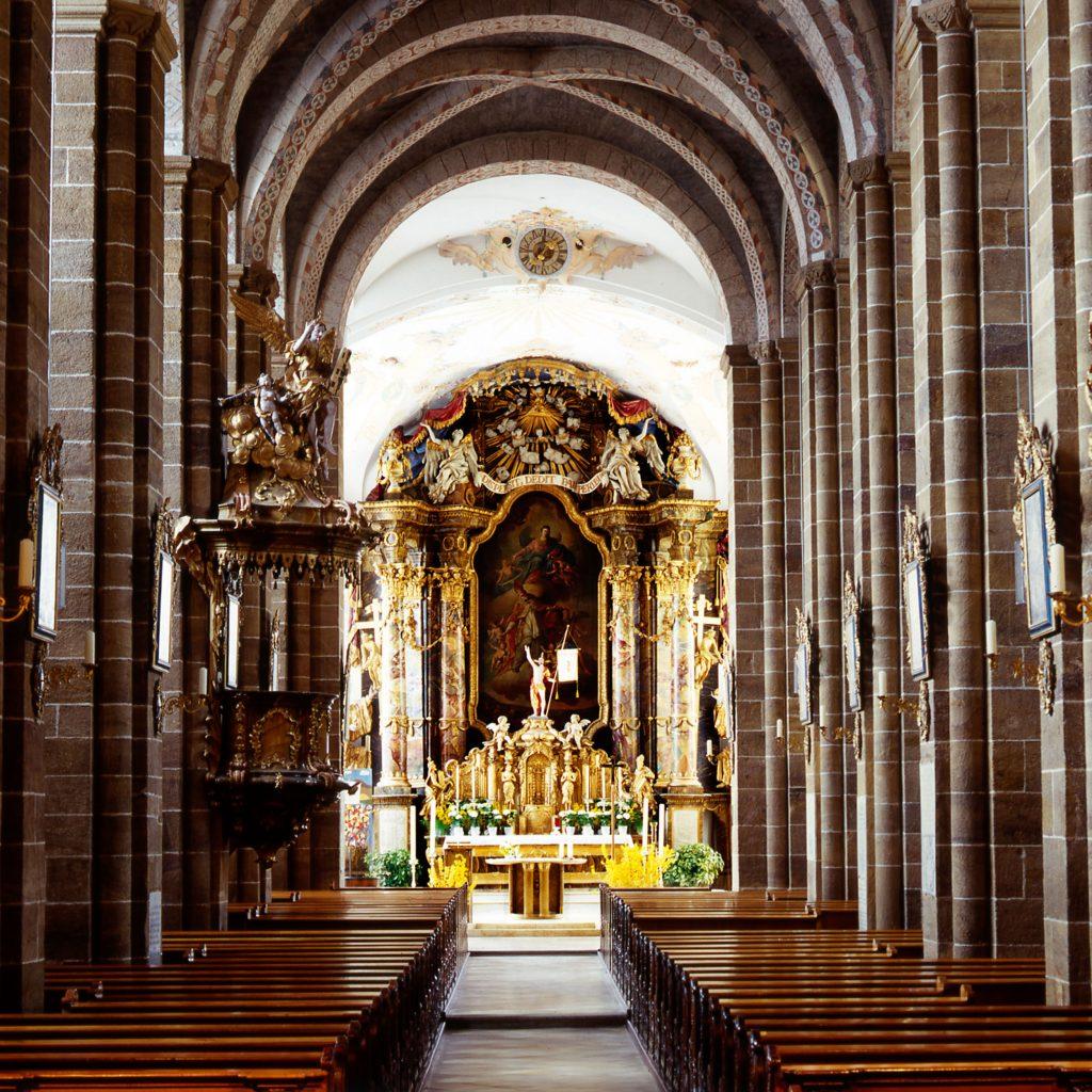 Wallfahrtskirche St. Nikolaus 2000