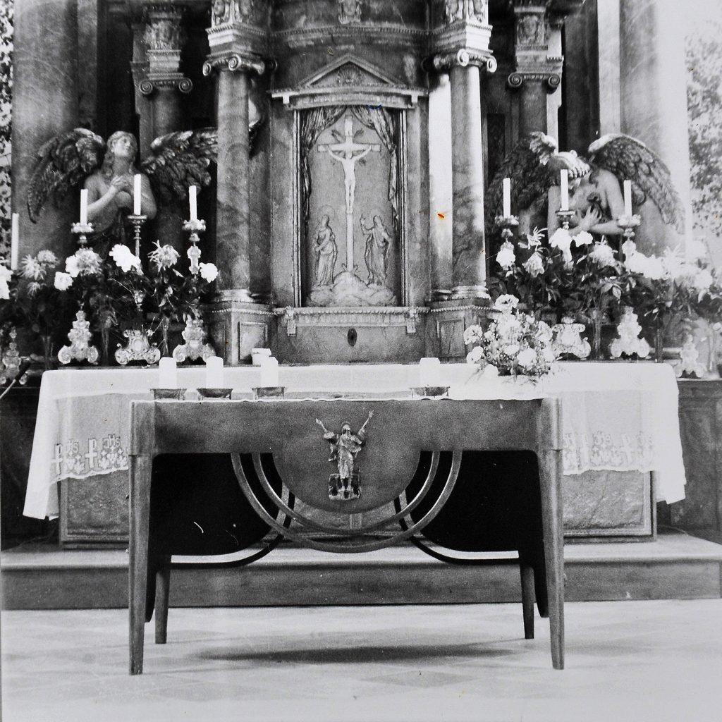 Kirche Maria Himmelfahrt 1981