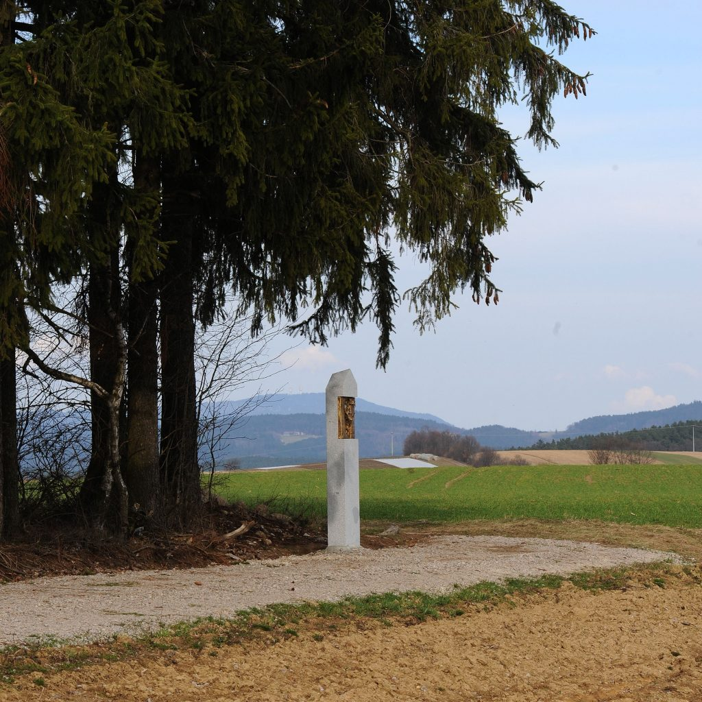 Flurkreuzweg am Buchberg 2008