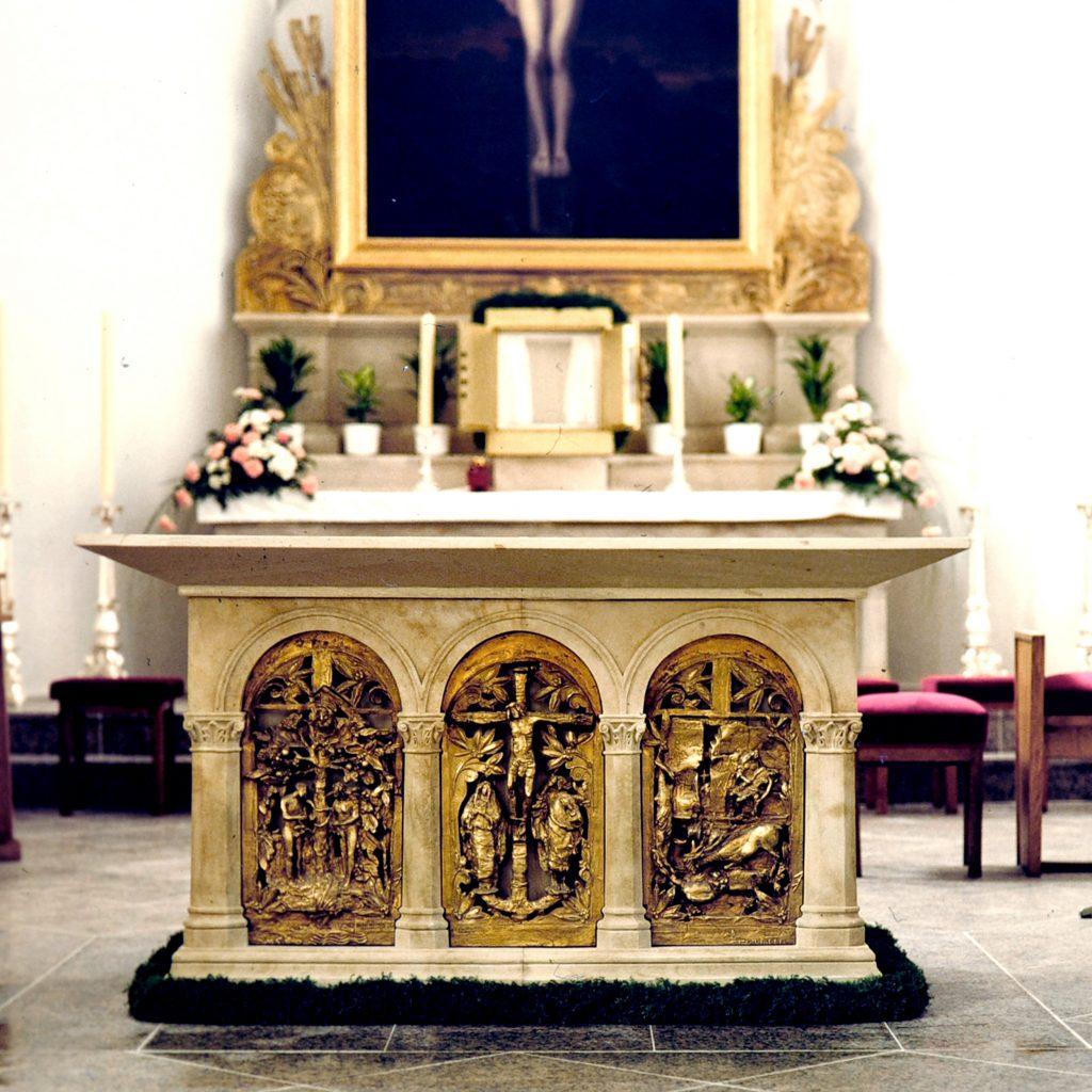Kirche Hl. Kreuz 1982