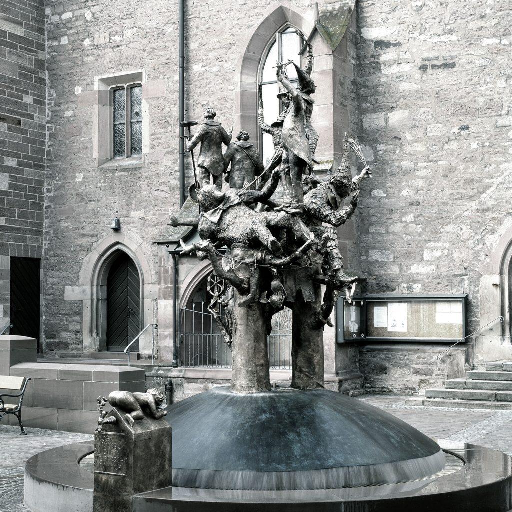 Narrenbrunnen 2012