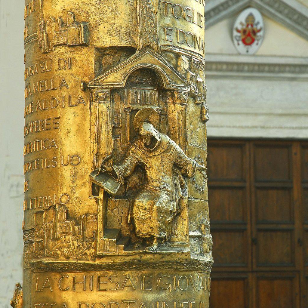 Benediktsäule 2007
