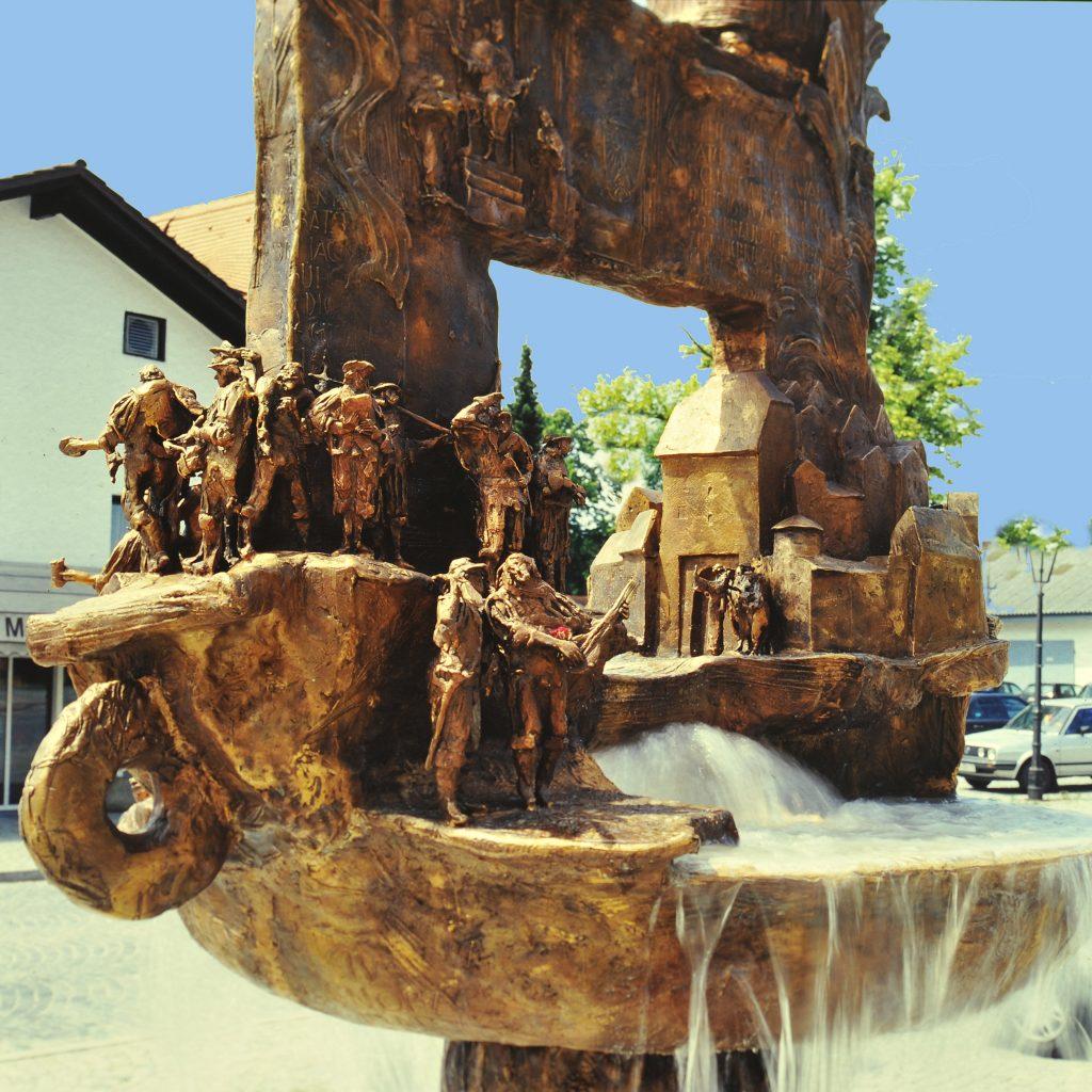 Johannes-Still-Brunnen 1999