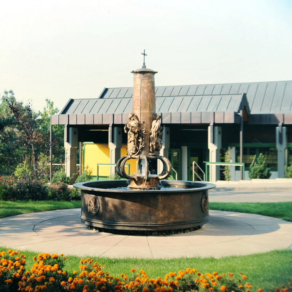 Nardini Brunnen 1989