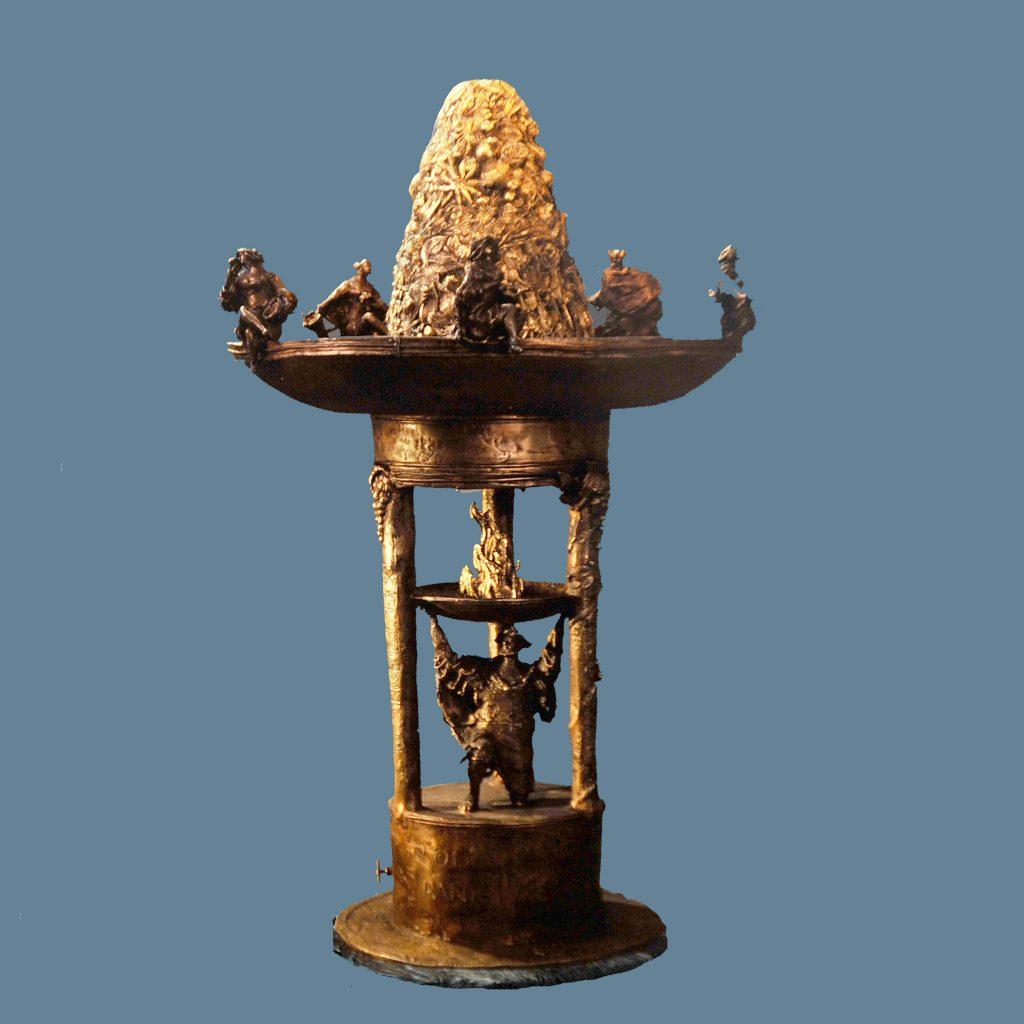 Duftbrunnen 1989