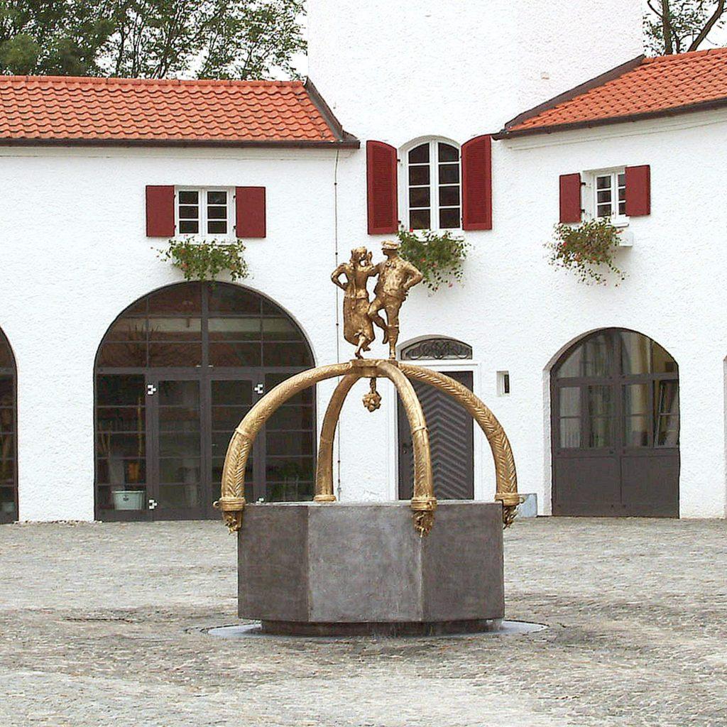 Hochzeitsbrunnen 2004