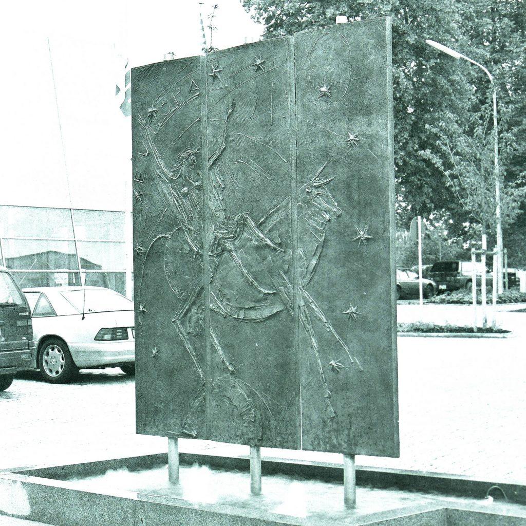 Europa Brunnen 1998