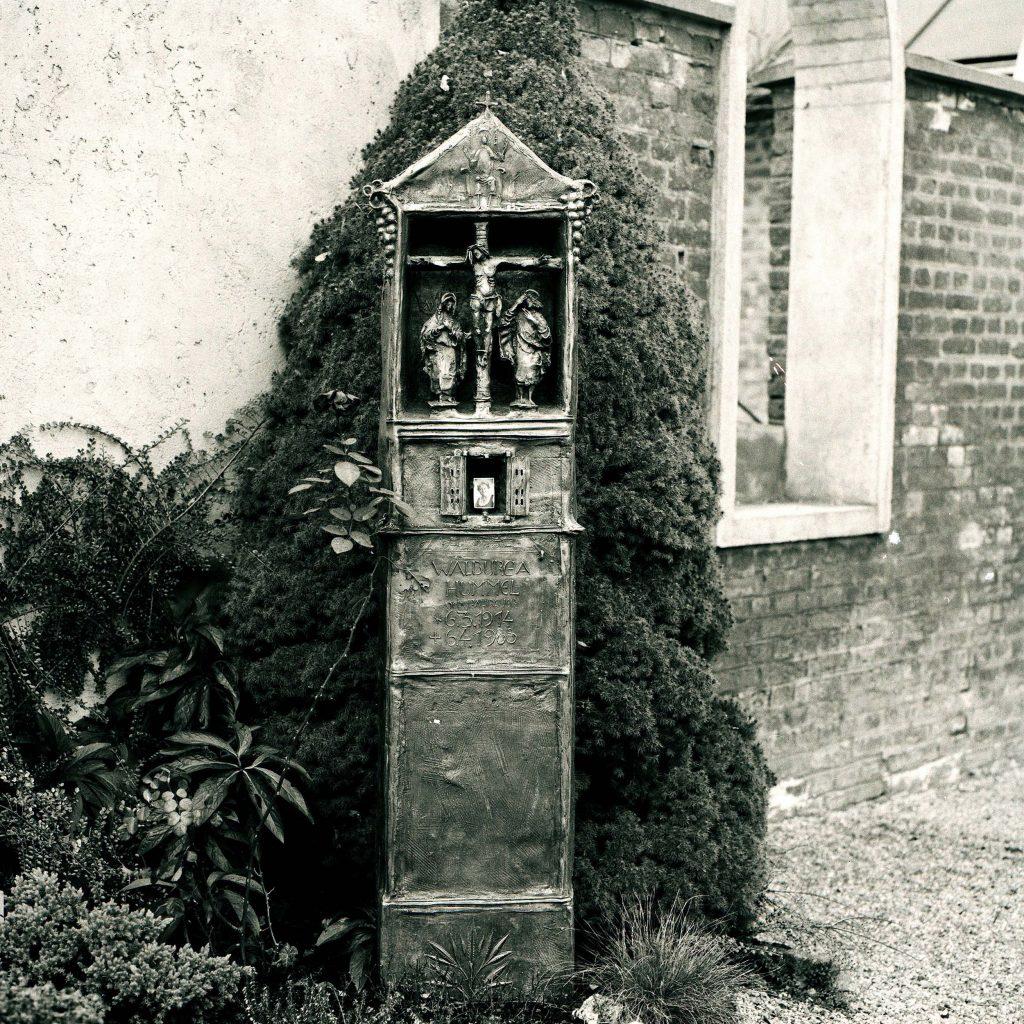 Grabzeichen 1989