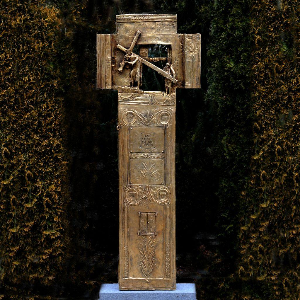 Grabzeichen 2014
