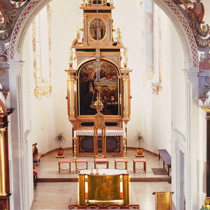 Kirche St. Nikolaus 1998
