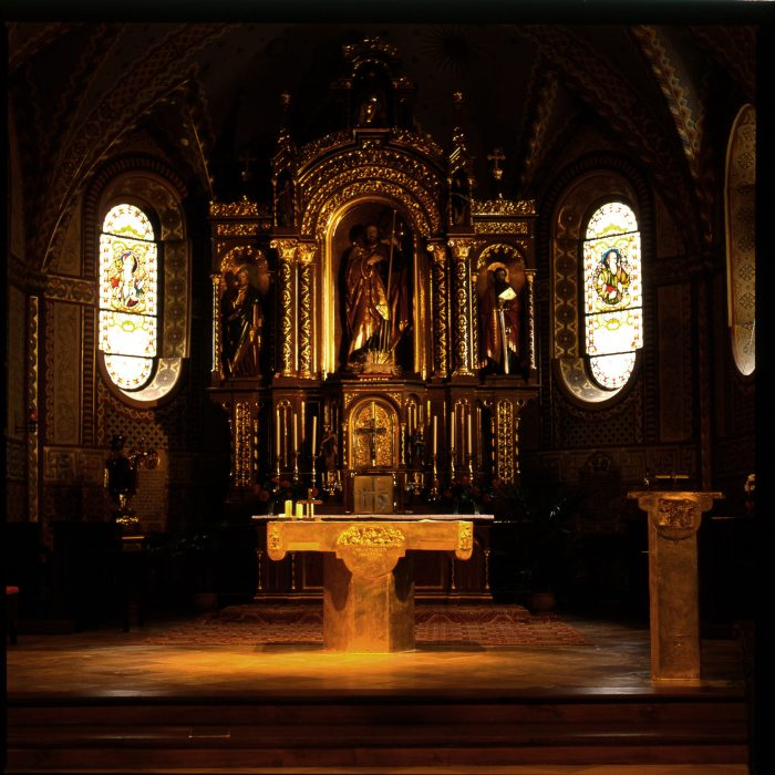Kirche St. Jacobus 1986