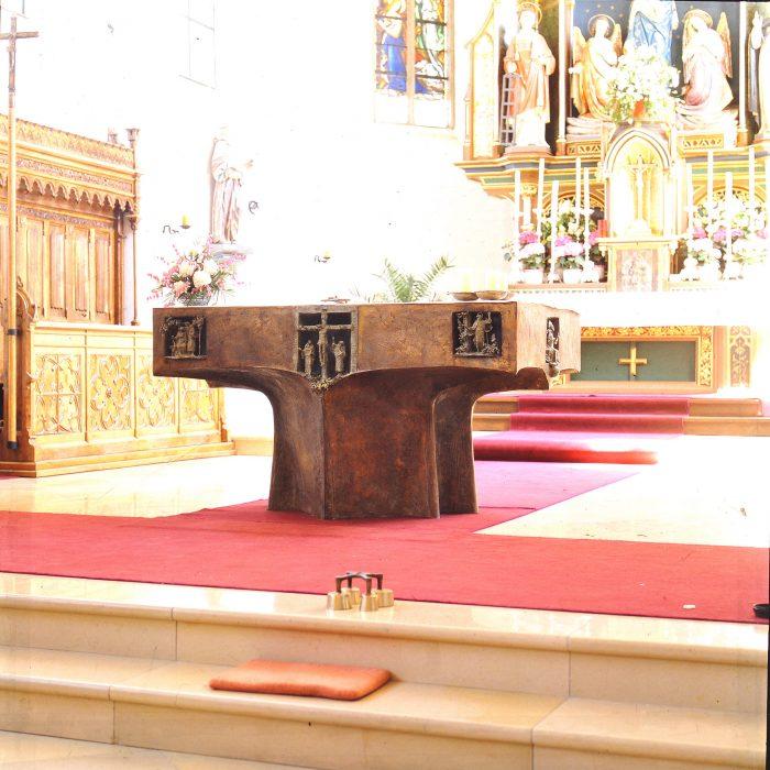 Kirche Mariae Himmelfahrt 1981
