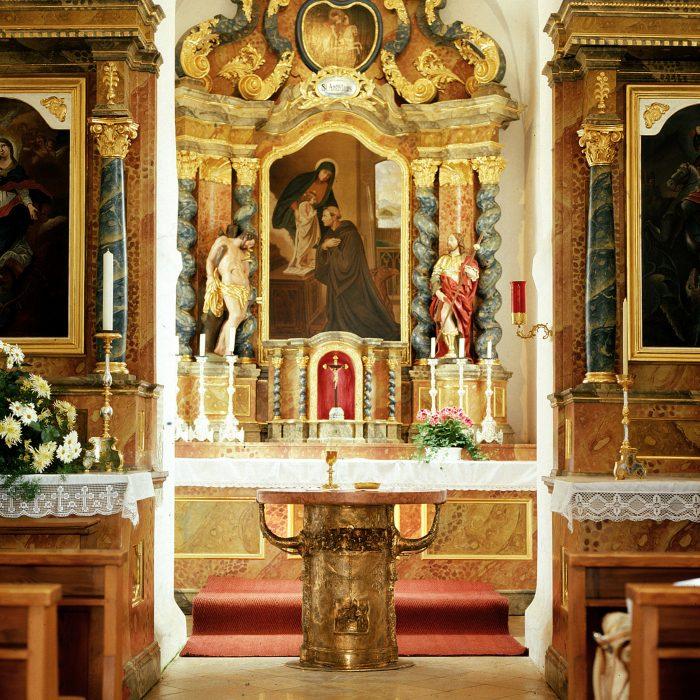 Kirche St. Aegidius 1987
