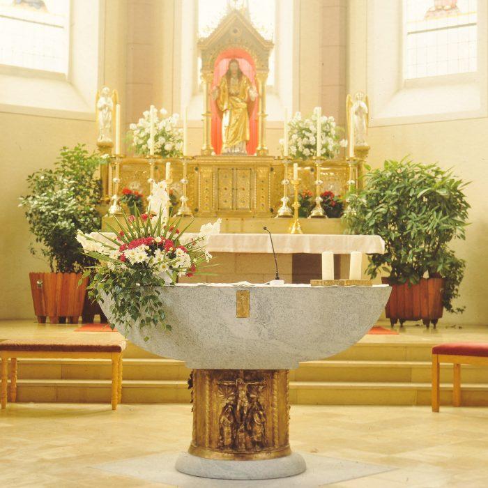Kirche St. Stefanus 1987