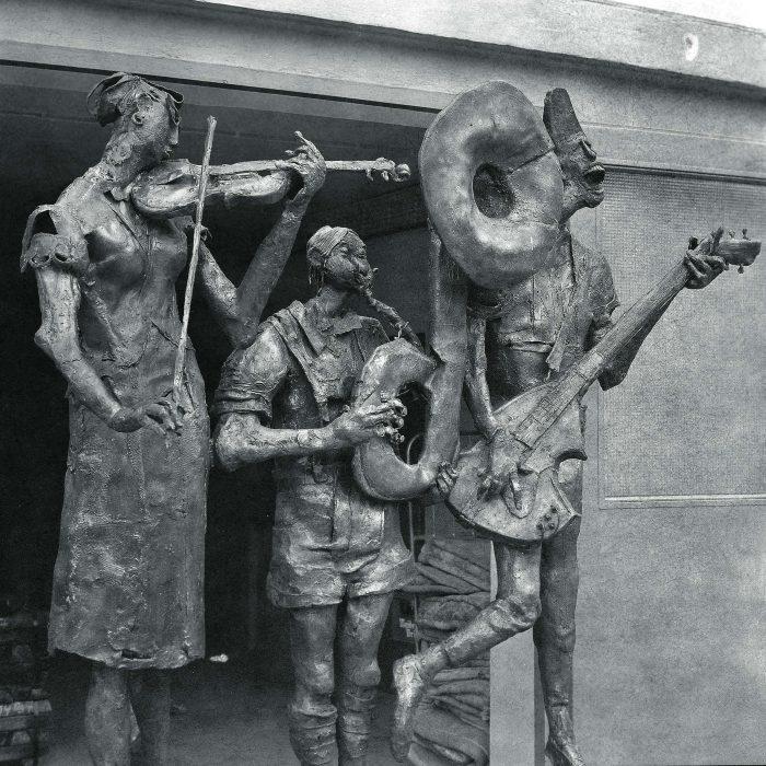 Musikgruppe 1978