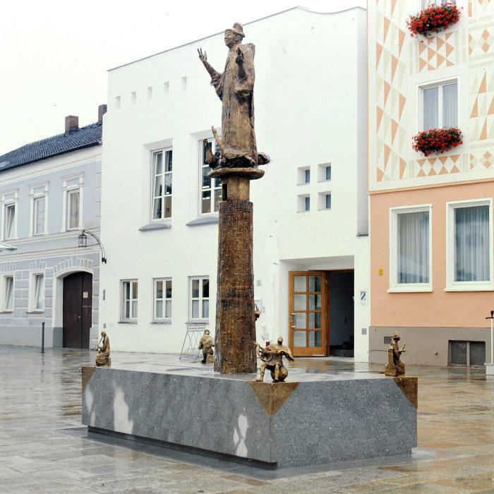 Leonhardi Brunnen 1997